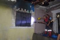 TAHKİKAT - Iğdır'da Ev Yangını