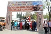 TOSFED - Kahramanmaraş'ta Offroad Günleri'nde Start Verildi