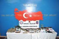 UÇAKSAVAR - Karacehennem Ormanlarında PKK'ya Darbe