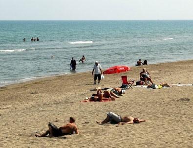 Son 49 yılın en sıcak ayı! Karadeniz'de eylülde deniz keyfi