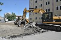 AHMET ARSLAN - Kars'ın Cadde Ve Kaldırımlarına Bakan Ayarı