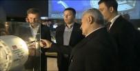 VAHDETTIN - Konuk Liderlere Avrasya Tüneli Kontrol Merkezini Gezdirdi