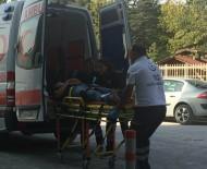 KOZANLı - Kulu'da Trafik Kazası Açıklaması 1 Yaralı