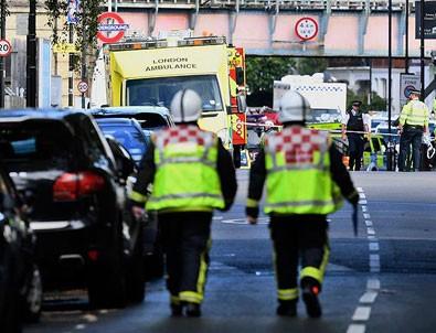 Londra metrosundaki patlamayla ilgili ikinci gözaltı!