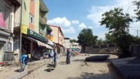 ÖZGÜRLÜK - Malazgirt'te 15 Temmuz Parkı Yenileniyor
