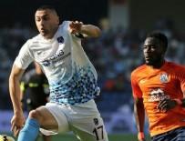 EMRE BELÖZOĞLU - Başakşehir - Trabzonspor maç sonucu