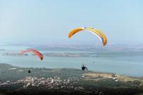 PARAŞÜTÇÜ - Nilüfer'de Gökyüzü Şenlendi