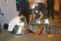 ATATÜRK BULVARI - Samsun'da Otomobil Takla Attı Açıklaması 1 Yaralı