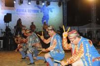 ORHAN HAKALMAZ - Seyitgazi'de 1'İnci Uluslararası Zeybek Festivali Heyecanla Başladı