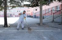 GERİ DÖNÜŞÜM - Sincan Belediyesi, Okulları Öğrenciler İçin Hazırladı