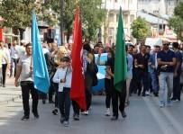 PROTESTO - Sivas'ta 'Kerkük' Yürüyüşü