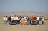 TÜRK HAVA KURUMU - THK Rone Koen Türkiye Milli Model Uçak Serbest Uçuş Şampiyonası Gerçekleştirildi