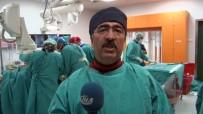 TURGUT ÖZAL - TÖTM'de 70 Yaşındaki Hastanın Aort Damarı Ameliyatsız Değiştirildi