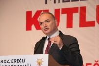 BATı KARADENIZ - 'Türkiye 4. Sanayi Devrimini Iskalamayacak'