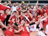 KARAKURT - 'Genç Sultanlar' dünya şampiyonu oldu