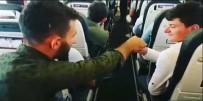 İZLENME REKORU - Uçakta Elden Ele Pilota Bilet Parası Gönderdiler