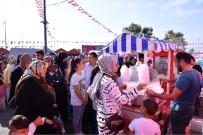 BOĞAZ TURU - Üsküdarlı 800 Çocuk Erkekliğe İlk Adım Attı