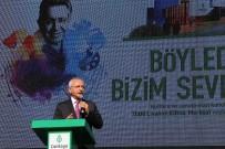 SOSYALIST ENTERNASYONAL - Zülfü Livaneli Kültür Merkezi Açıldı