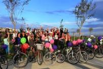 KISA MESAFE - 2. Tekirdağ Süslü Kadınlar Bisiklet Turu Başlıyor