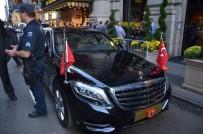 RUSYA DEVLET BAŞKANı - ABD'de Cumhurbaşkanı Erdoğan'a Olağanüstü Koruma