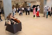 ÇOCUK HASTANESİ - Adana Şehir Hastanesi Hasta Kabulüne Başladı