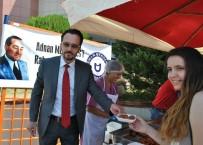 ADNAN MENDERES - ADÜ, Adnan Menderes'i Unutmadı