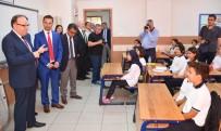 MUSTAFA TUTULMAZ - Afyonkarahisar'da 133 Bin 100 Öğrenci Ve 8 Bin 200 Öğretmen Ders Başı Yaptı