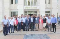 KADEM METE - AK Parti Genel Başkan Yardımcısı Mahir Ünal, Köyceğiz Belediyesini Ziyaret Etti