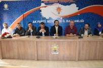 NEVŞEHİR BELEDİYESİ - AK Parti İl Başkanı Tanrıver, 'İl Kongresinde Aday Olmayacağım'