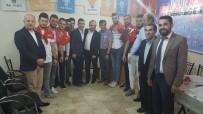 GENÇLİK KOLLARI - AK Parti Pazaryeri İlçe Gençlik Kolları Kongresi Gerçekleştirildi