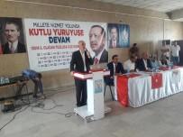 NURETTIN ARAS - AK Parti Tuzluca İlçe Kongresi Yapıldı