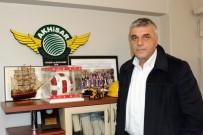 MOBİLYA - Akhisarspor Başkanı Eryüksel Ligin İlk 5 Haftadan Memnun