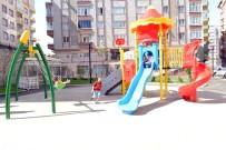 ALİ KORKUT - Ali Korkut, Yakutiye'yi Park Ve Yeşil Alan Zengini Yapıyor