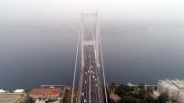 ALTUNIZADE - Altunizade'de Oluşan Trafik Yoğunluğu Havadan Görüntülendi