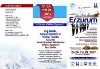 TÜRK HALK MÜZİĞİ - Ankara'da Erzurum Rüzgarı Esecek