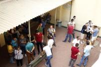ALI ÖZDEMIR - Antalya'da 5 Kişinin Hayatını Kaybetti Tur Midibüsü Kazası