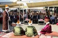 ESNAF VE SANATKARLAR ODASı - Antalya'da Ahilik Kültür Haftası Törenle Kutlandı