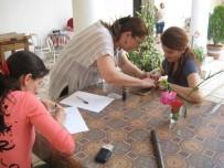GENÇLİK MERKEZİ - Atatürk Gençlik Merkezi'nde Güz Dönemi Başladı