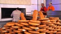 FIRINCILAR - Aydın'da Simide Yüzde 25 Zam