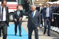 ABDULLAH ERIN - Başbakan Binali Yıldırım Şanlıurfa Valiliğini Ziyaret Etti