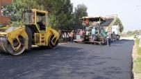 ÇAVUŞOĞLU - Başiskele'de Asfaltsız Yol Kalmıyor
