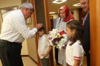 MEDENİYETLER - Başkan Karaosmanoğlu Açıklaması 'Çocuklarımız Cennet Vatanımızın Geleceğidir''