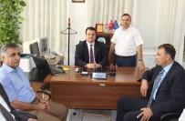 BILAL ÖZKAN - Başkan Özkan, İlk Ders Günü Okulları Ziyaret Etti
