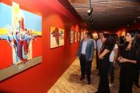 ALI ERTUĞRUL - 'Bi Düzine' Resim Sergisi