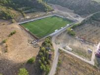 KUŞ BAKıŞı - Bilecik'te Şehit Ömer Halisdemir Stadyumunda Çalışmalarda Sona Gelindi