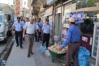 ZABITA MÜDÜRÜ - Bitlis'te Kaldırım İşgali