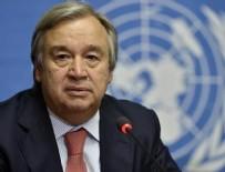 GUTERRES - BM'den Suu Çii'ye 'son şans' uyarısı