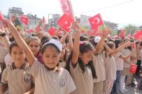KIZ ÇOCUĞU - Bolu'da, Yeni Eğitim Yılı Renkli Görüntülerle Başladı