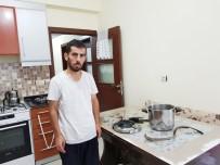 SEYRANI - Bomba Gibi Patlayan Düdüklü Tencere Korkuttu