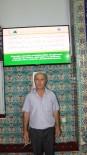 CAMİ İMAMI - Burhaniye'de Hayırsever Bir Vatandaş Televizyon Hediye Etti